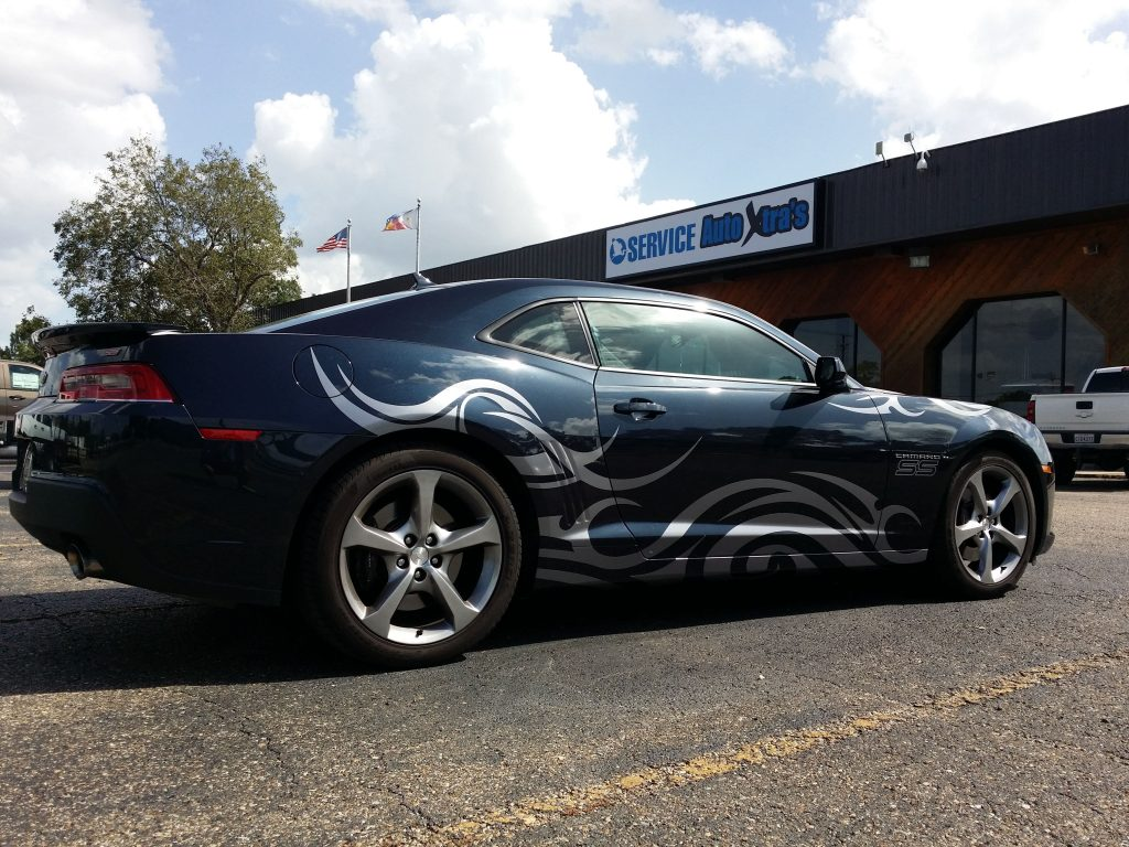 lift kits, window tint, car decals, lafayette, la